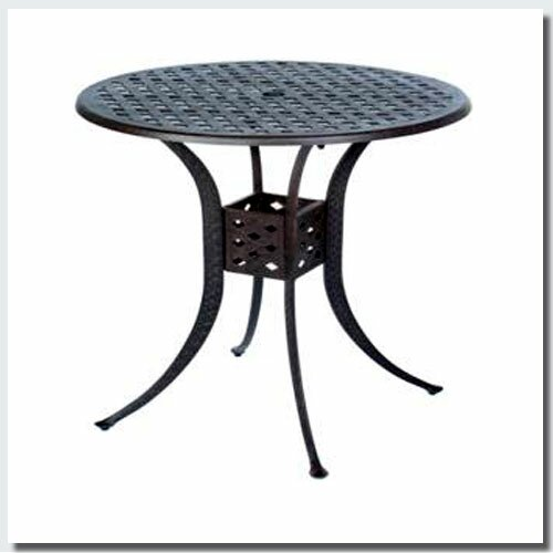 Aldrich Bar Table by Darby Home Co