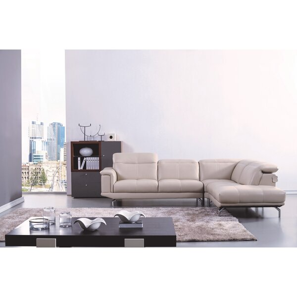 Zahara Thick Sectional by Orren Ellis