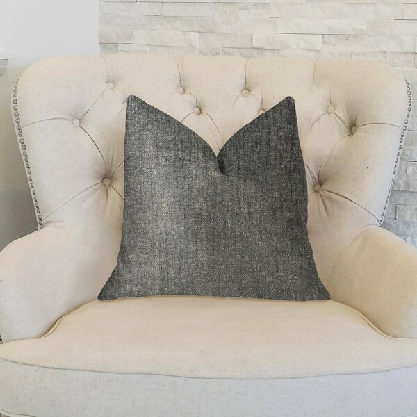Leff Luxury Throw Pillow by 17 Stories