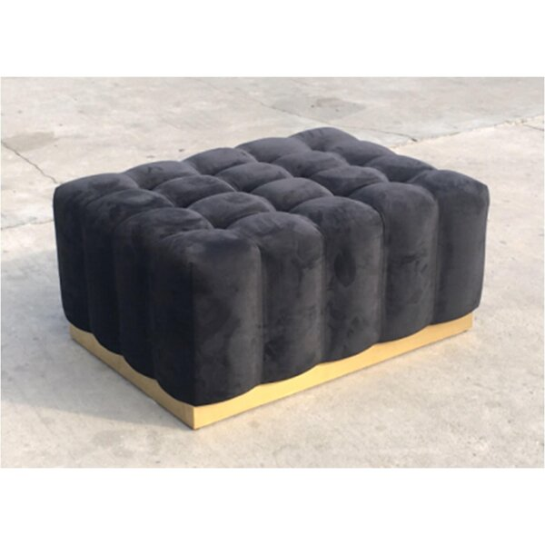 Cha Tufted Rectangular Bench by Mercer41