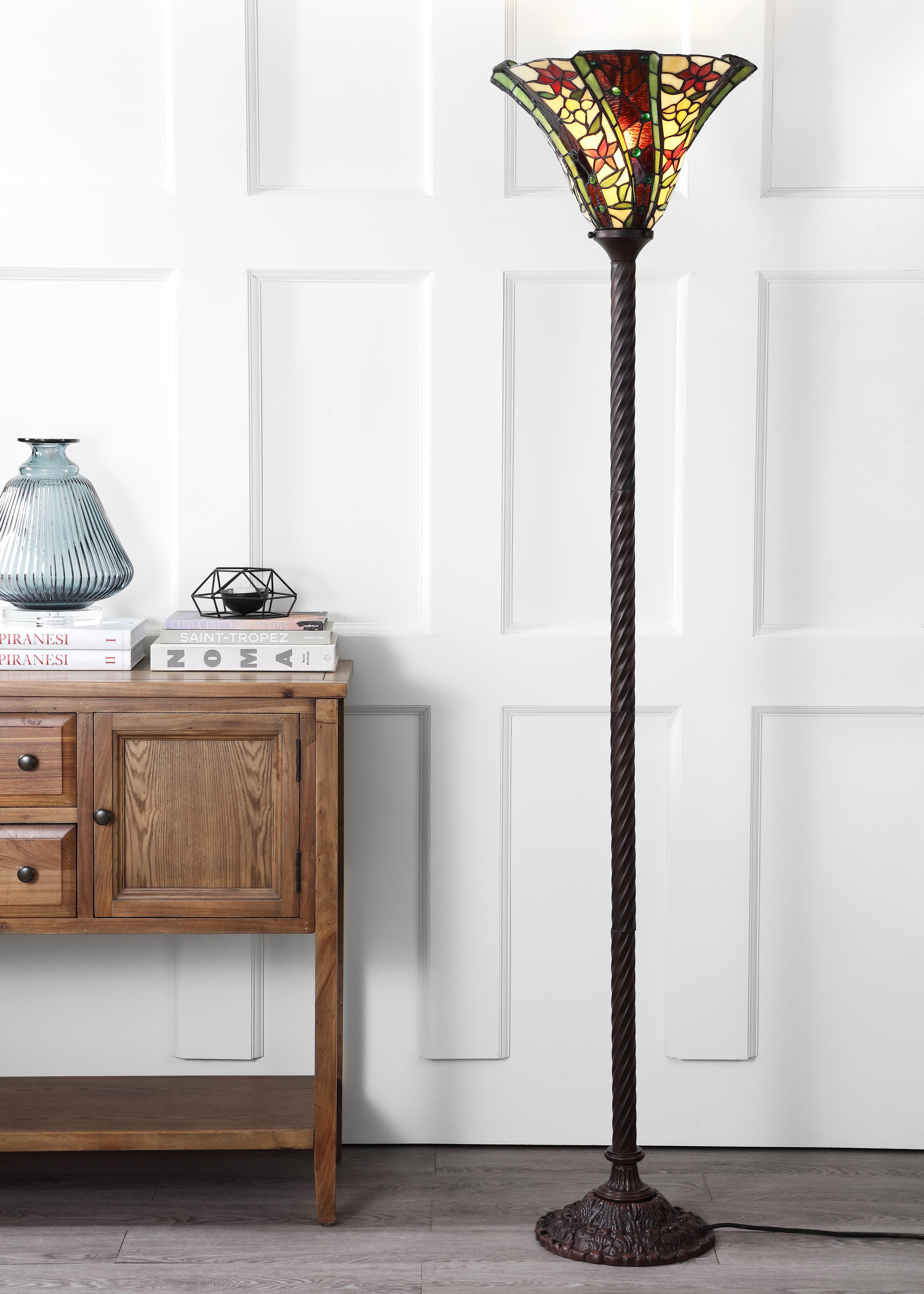 Orvis Tiffany 71 Torchiere Floor Lamp