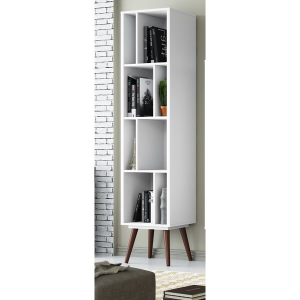 Katia Tall Cubby Standard Bookcase by Brayden Studio
