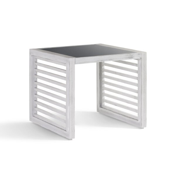 Mciver Side Table by Rosecliff Heights