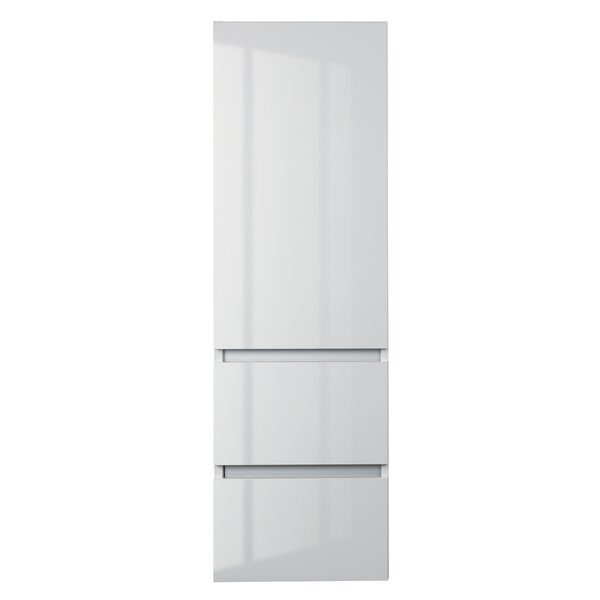 Sangallo 15 W x 48 H Wall Mounted Cabinet by Cutler Kitchen & Bath