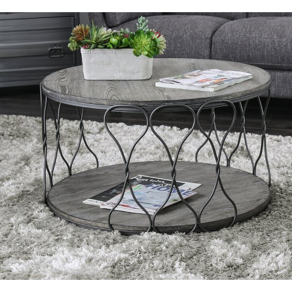 Bodden Coffee Table by Williston Forge