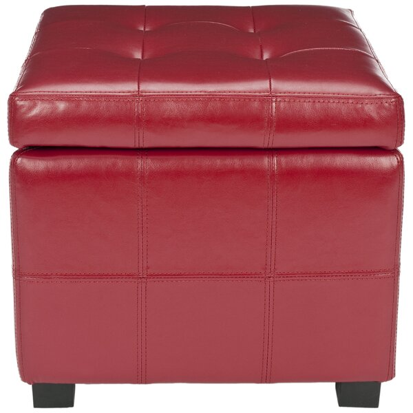 William Storage Ottoman by Safavieh