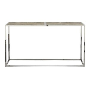 Bella Parquet Console Table by Orient Express Furniture