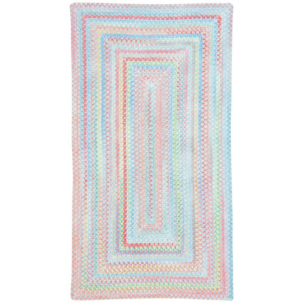 Melanie Kids Blue Area Rug by Viv + Rae