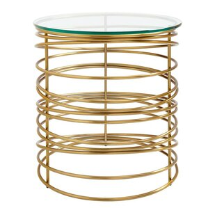 Oasis Zuma Round End Table by Coastal Living? by Stanley Furniture