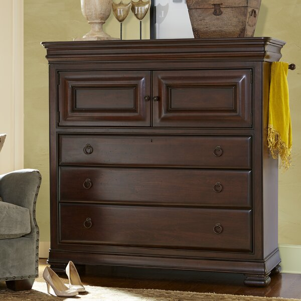 Baily 5 Drawer Chest by Darby Home Co