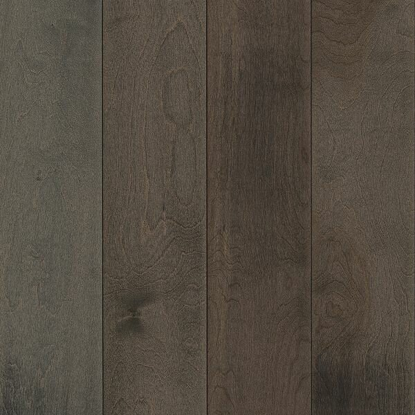 Turlington Signature Series 5 Engineered Birch Hardwood Flooring in Glazed Dusky Gray by Bruce Flooring