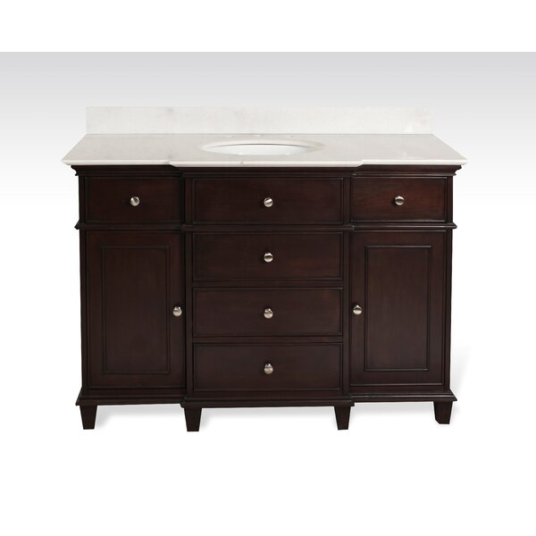 Conley 49 Single Bathroom Vanity Set