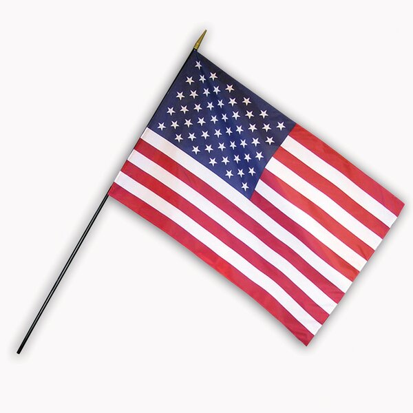 United States Traditional Classroom Flag by Annin Flagmakers