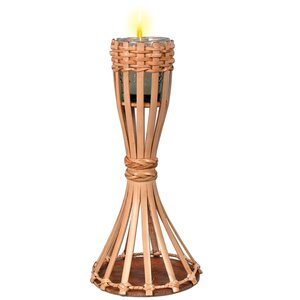 Bamboo Tabletop torch