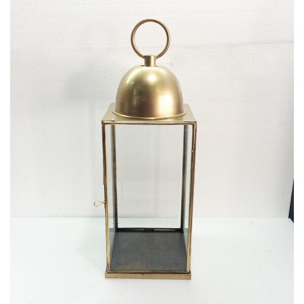 Dome Steel Lantern by BIDKhome