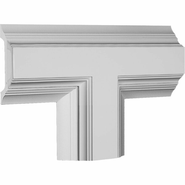 Inner Tee 14 H x 20 W x 4 D Coffered Ceiling by Ekena Millwork