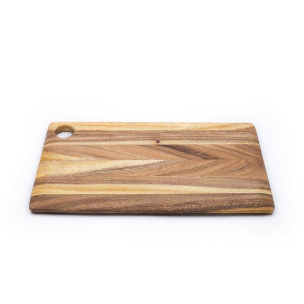 Gourmet Wood Everyday Cutting Board by Ironwood Gourmet
