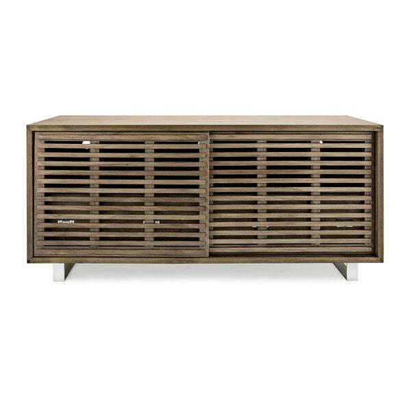 Compare Price Bolivar Paulownia Wood Console Table