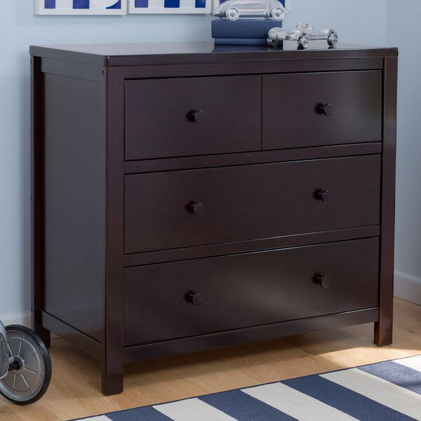 Debi 3 Drawer Dresser by Delta by Viv + Rae