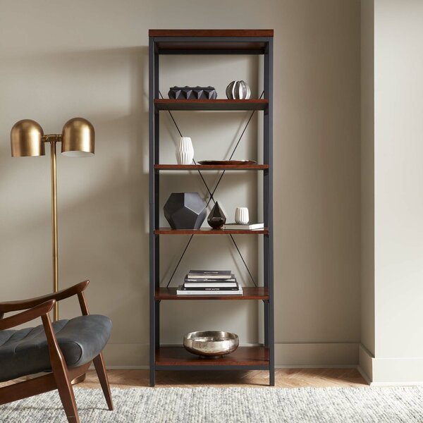Glenfield Bookcase by Wade Logan