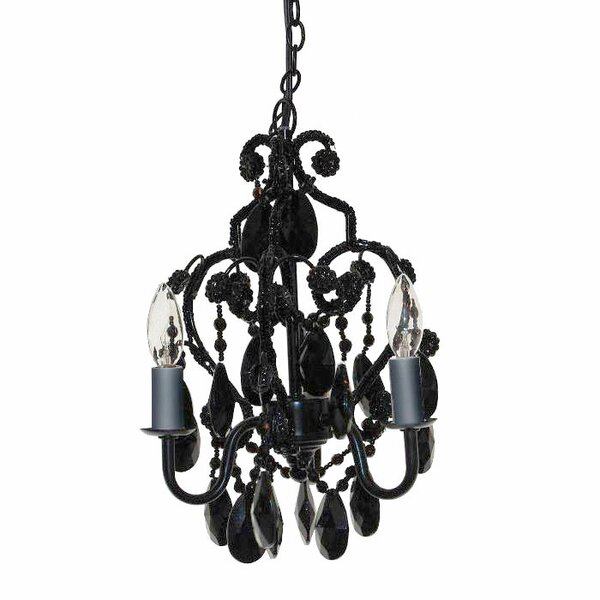 Caden 3-Light Candle Style Chandelier by Viv + Rae