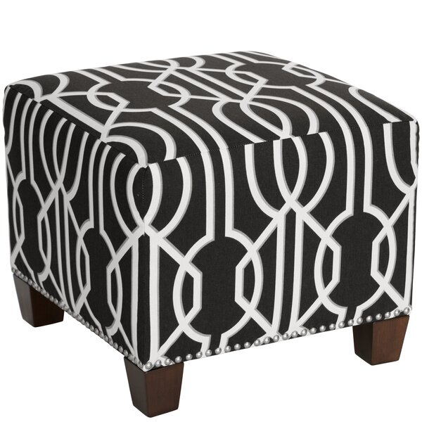 Burgess Hill Ottoman by Mercer41