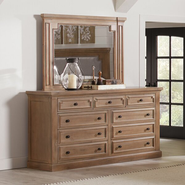 9 Drawer Dresser by Gracie Oaks
