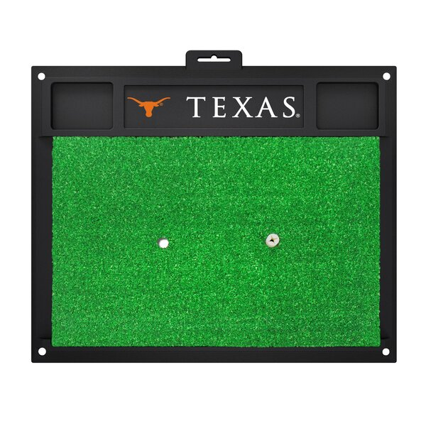 NCAA University of Texas Golf Hitting Mat by FANMATS