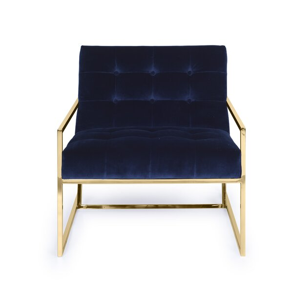 Firenze Lounge Chair by Pasargad