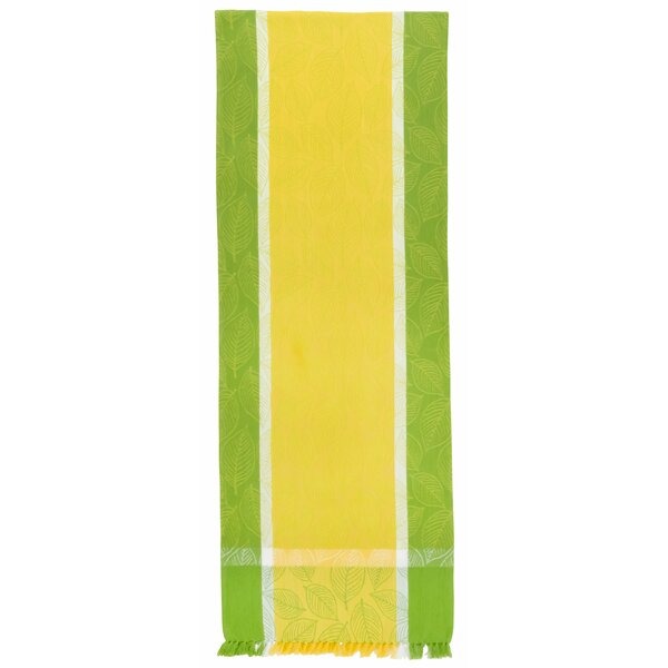Marika Leaves Table Runner (Set of 2) by Bayou Breeze