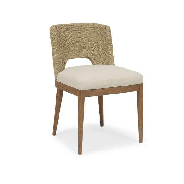 Raposa Upholstered Dining Chair by Brayden Studio