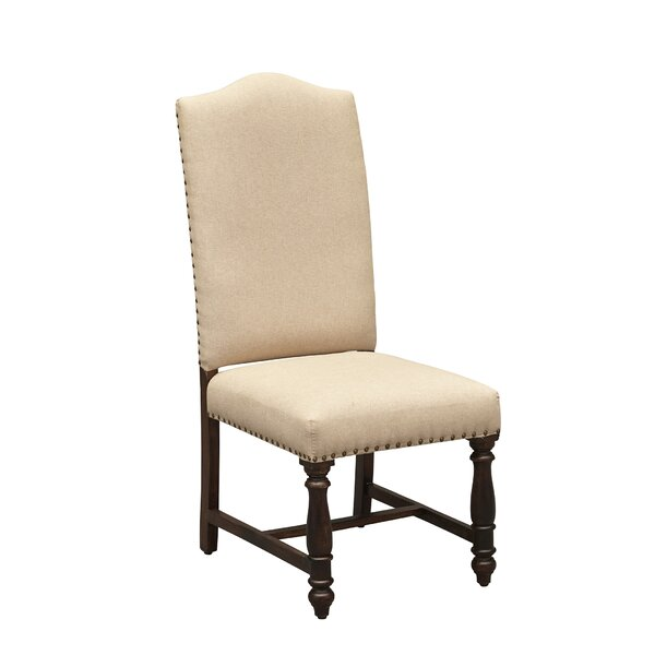 Grand Castle Side Chair by Aishni Home Furnishings