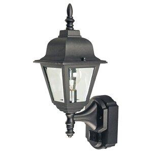 1 Light Outdoor SconceMotion Sensor Outdoor Wall Lighting You ll Love   Wayfair. Outdoor Sensor Lighting Fixtures. Home Design Ideas