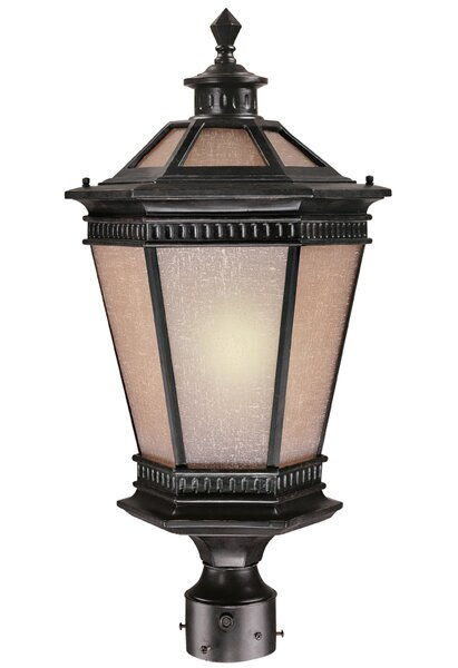 Hemphill Outdoor 1-Light Lantern Head by Three Posts