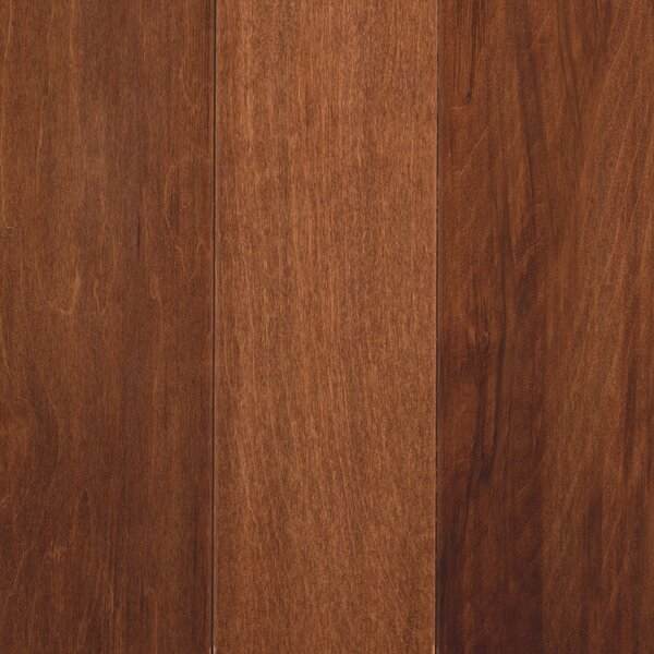 Bay Hills 5 Engineered Hardwood Flooring in Amber Sienna by Mohawk Flooring