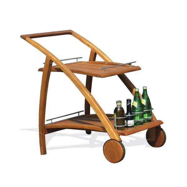 Riviera Serving Trolley By Haste Garden by Haste Garden No Copoun