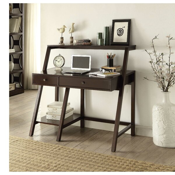 Annotto Solid Wood Desk