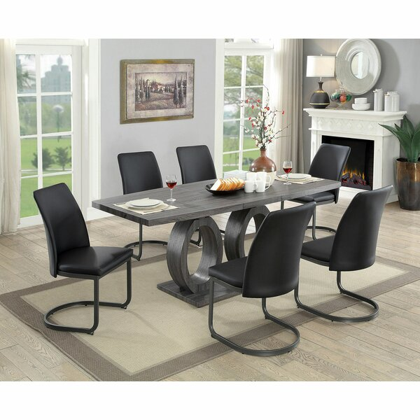 Fresh Elian 7 Piece Extendable Dining Table By Rosdorf Park 2019 Coupon