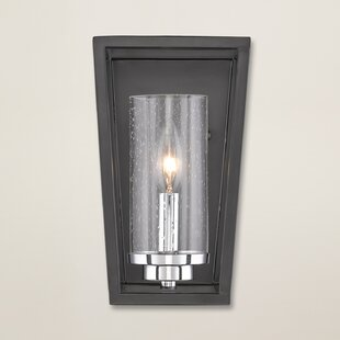 Price comparison Boswell 1-Light Candle Wall Light By Gracie Oaks