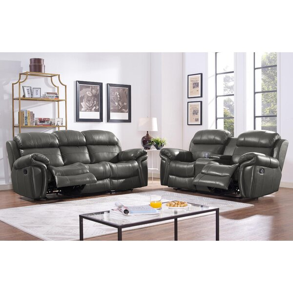 Mcmichael Reclining Motion Configurable Living Room Set by Latitude Run