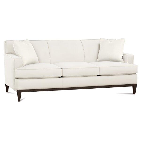 Broadstairs Cotton 77'' Recessed Arm Sofa By Brayden Studio®