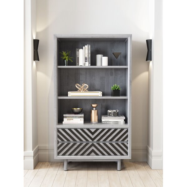 Review Vicente Standard Bookcase