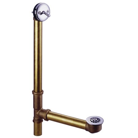 Made to Match 18 Trip Lever Waste and Overflow with Grid by Kingston Brass