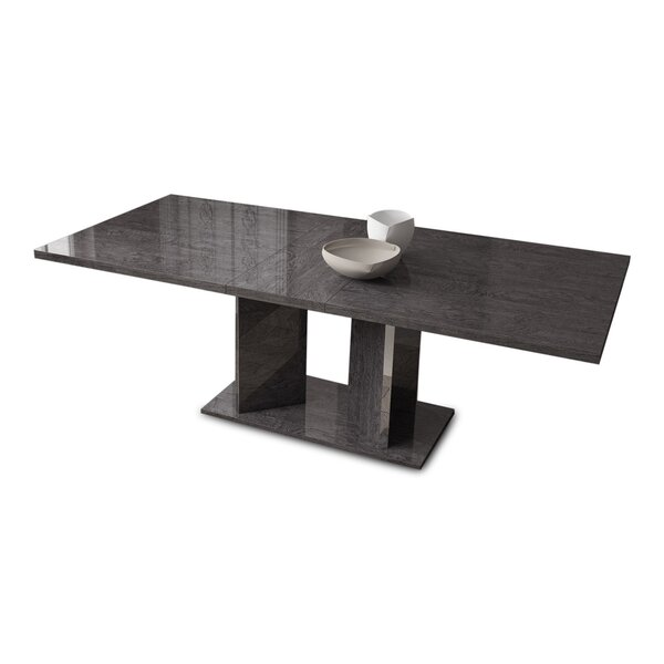Turin Expandable Dining Table by Ivy Bronx
