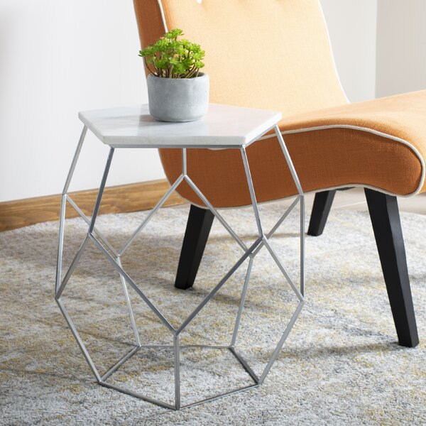 Tamara Frame End Table By Ivy Bronx