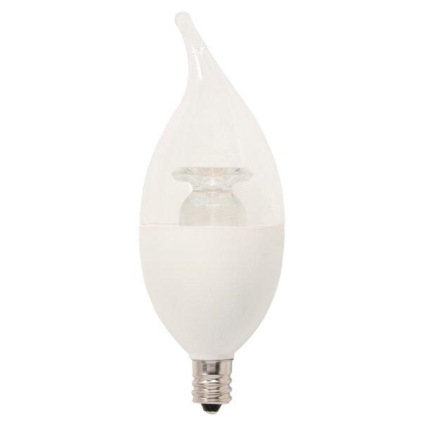 60W Equivalent E12/Candelabra LED Candle Light Bulb by Westinghouse Lighting