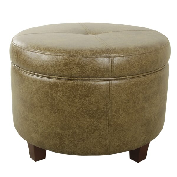 Channell Storage Ottoman By Charlton Home