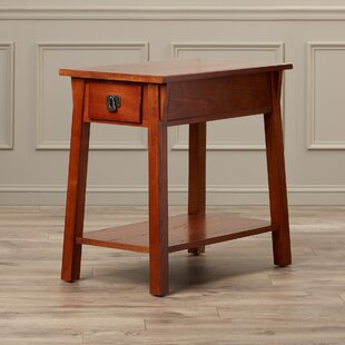 Order Apple Valley End Table ByCharlton Home