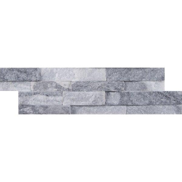 Alaska Marble Mosaic Tile in Gray by MSI