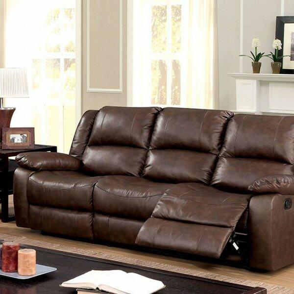 Hadiya Reclining Sofa by Red Barrel Studio